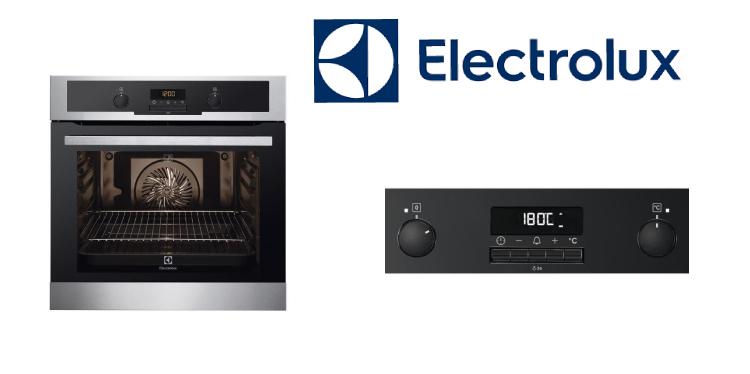 electrolux four EEC44549OX