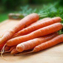 Smoothie carotte detox