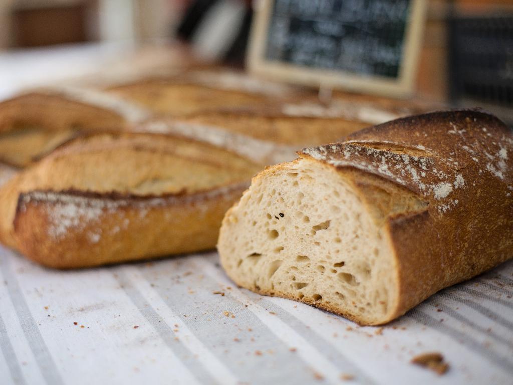 Types de pains